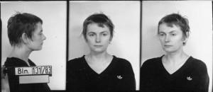 Aufgenommen im Stasi-Gefängnis Hohenschönhausen 1983